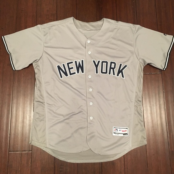 c46d498323b Majestic Other - New York Yankees Babe Ruth Jersey
